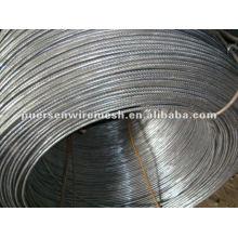 Q235 Deformierter Stahlstab als Passstab verwendet