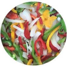 frozen vegetables frozen pepper strips and onion sliced frozen mixed vegetables