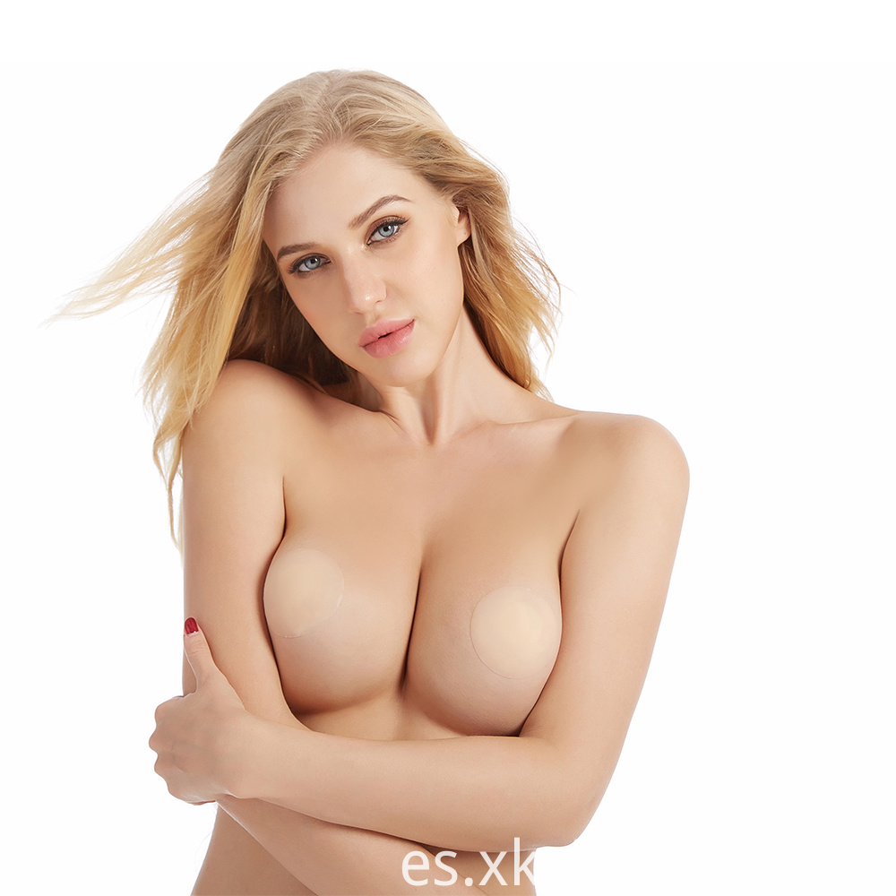 silicone bra with nipples