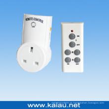 Socket de controle remoto RF do Reino Unido (KA-BRS01)