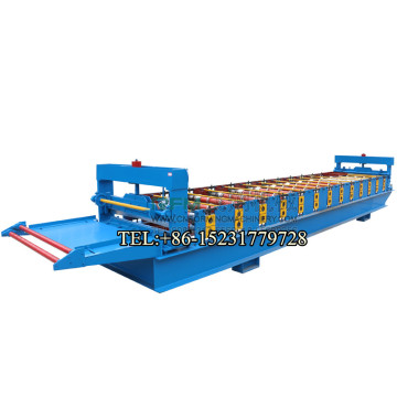 Trapezoidal Wall Panels Rolling Forming Machine