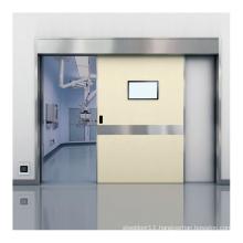 Built-in type Hospital Hermetic Automatic Sliding Door Hermetically Sealed Sliding Door
