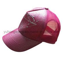 Fashion Baseball Cap, Snap Back Sports Trucker Hat