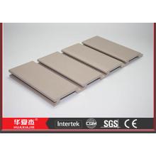 Slatwall display pvc slatwall panel