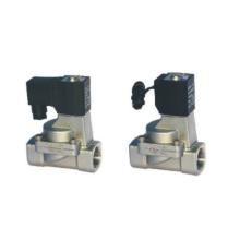 Válvula de solenoide de 2 vías de acción indirecta y normalmente cerrada Válvulas de control de fluido de la serie 2KL