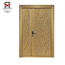 Factory Making Professional Accepted Oem Bullet Proof Security Door