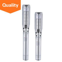 6''SP17 Deep well stainless steel bore three phase submersible pump