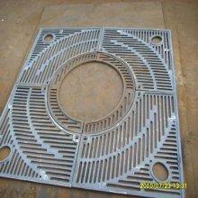 Arbre CI grilles / arbre/râpage couvert