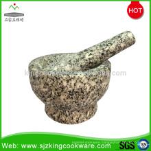 marble/granite custom stone mortar and pestle/mortar & pestle