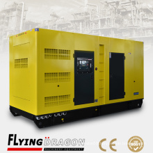 Synchronous diesel generator 350kva 60 hz silent generator set 350 kva