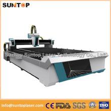 Machine de coupe laser en acier inoxydable 800W pour coupe en acier inoxydable de 5 mm