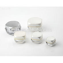 kosmetische quadratische Form Acrylglas 50ml