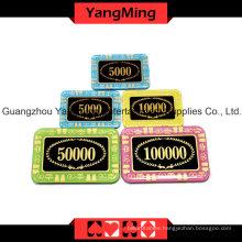 Poker Crystal Poker Chip (YM-CP001-002)