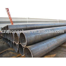 straight steel pipe