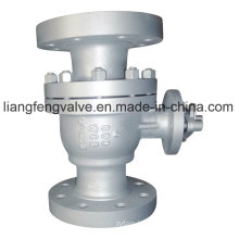 600lb Gate Valve Flange End with Carbon Steel