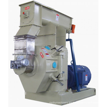Ring Die Wood Biomass Pellet Mill