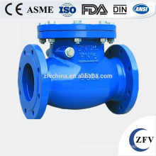 Factory Price Carbon Steel Swing Check Valve, Flange End Swing Check Valve