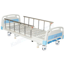 Three Function Adjustable Manual Hospital Care Bed