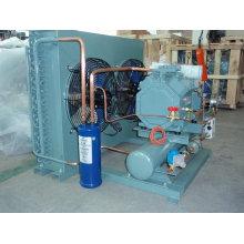 Kondensationseinheit Whit Bitzer Compressor für Kühlraum