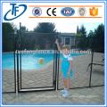 Pulverbeschichteter Stahl Kindersicherheit Schwimmbad Zaun