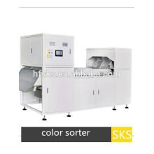 Classificador de cor usado com máquina de ccd