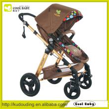 Carrinho de bebê de fantasia de alumínio e pram, carrinho de bebê Tailândia, carrinho de criança do bebê