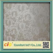 Chinesische Prägung Design PVC Leder Vinyl Stoff für Polsterung Verwendung