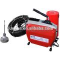 Abflussreinigungsmaschine für Verkauf