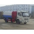 DONGFENG Duolika 6CBM Hydraulique Lifter camion à ordures