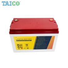 Taico Power 12.8V Emergency Light  Batterie al litio Lifepo4 12 V 100Ah
