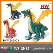 New Design Plastic Infrared B/O Flying Dinosaur Toys