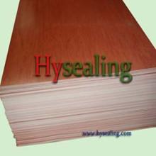 Feuille de caoutchouc à l'acide résistant aux acides Hy-S150A