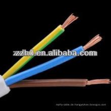 TTR Kabel H05VV-F flexibler Draht