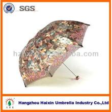 Дамы элегантный зонтик в китайском стиле вышивка