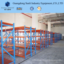 Long Span Steel Decking Warehouse Storage Shelf Rack