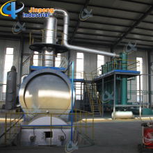 Equipamento de refinação de óleo de motor