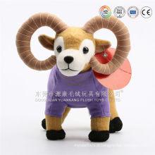 ovelhas de pelúcia