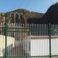 decorative aluminum fence panel warehouse wrought arrow quality