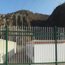 valla de estacas portátil de la valla de aluminio horizontal