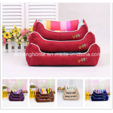 Soft and Warm Plush Dog House Bed Luxury Pet Dog Bed Wholesale