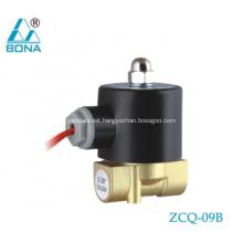 Brass 220V Welder Gas Solenoid Valve