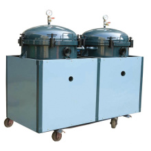 2-5T/d cooking oil filter coconut oil machinery double filter vegetable oil filter machine