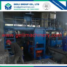 Máquina CCM All-in-One para fabricação de lingotes de aço
