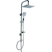 Columna de ducha superior termostática de temperatura constante