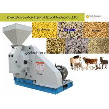 Máquina de peletizado para alimentación animal Granulador de alimentación tipo Szlh B