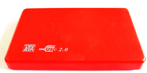 USB 2.0 SATA HDD Case