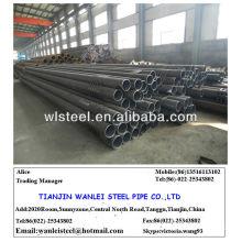 api 5CT H40/K55 carbon steel pipe welding