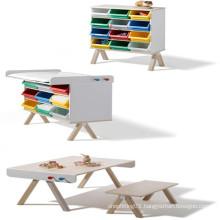 Creative Wooden Display Table/Wooden Display Cabinet/Practical Display Rack