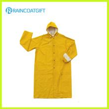 PVC imperméable PVC / Polyester imperméable Rpp-049