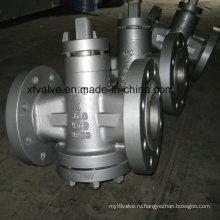 Стандарт API Стандартный высокоуглеродистый стальной плунжерный клапан